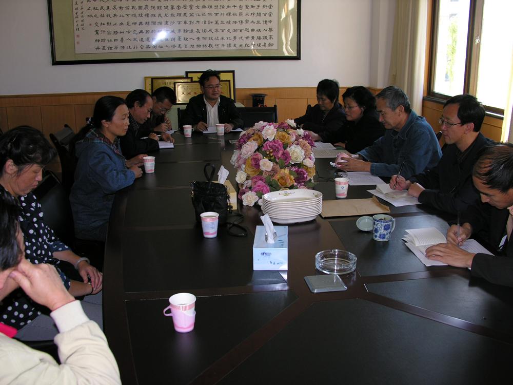 龙8官网云南省委向导赴大理指点社大理州委换届任务