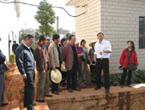 社省委所属省市人大代表、政协委员观察老宝象河综合管理任务状况